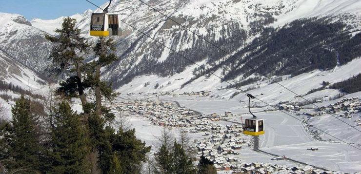 Livigno - stacja narciarska