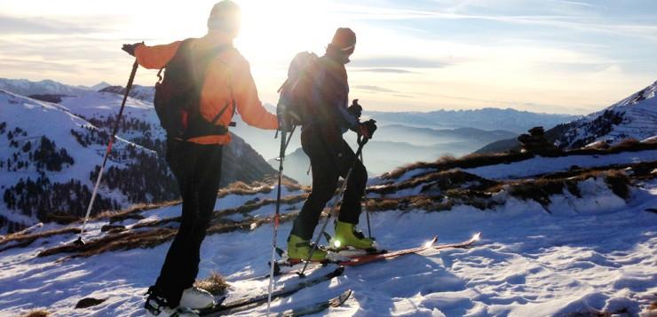 Ski tour – poza oficjalnymi trasami